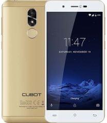 Cubot GSM telefon R9 2GB/16GB, Dual SIM, zlat