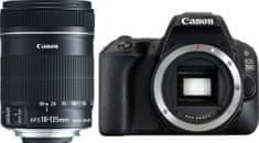 Canon EOS 200D + 18-135 IS STM (2250C028) + 100GB na Canon Irista ZDARMA!
