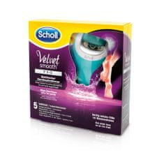 Scholl elektryczny pilnik Velvet Smooth Wet&Dry