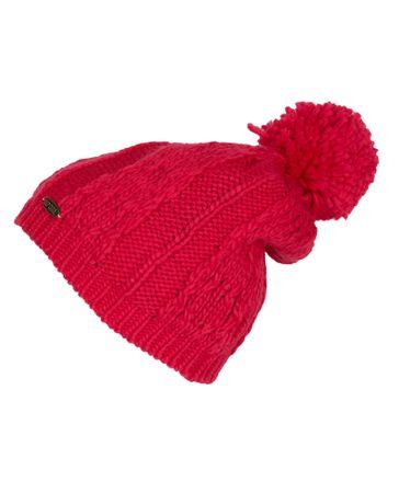 Rip Curl ženská kapa Cosy G UNI rdeča