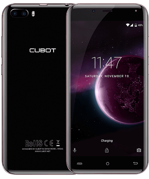 Cubot Magic 3GB/16GB, Dual SIM, Gold Black