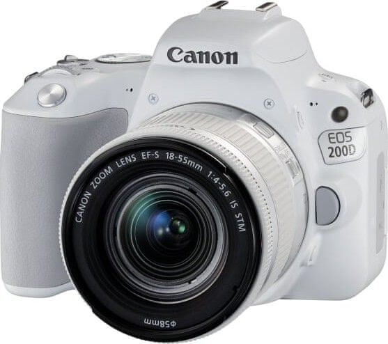 Canon EOS 200D + 18-55 IS STM White (2253C001)