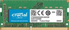 Crucial RAM SODIMM DDR4 8GB, PC4-19200, 2400MT/s, CL17, SR x8, 1.2V za Mac