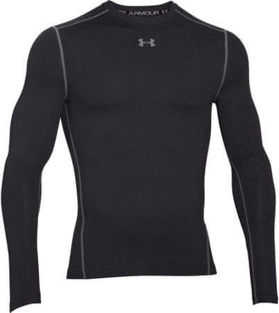 Under Armour moška športna majica z dolgimi rokavi CG Crew Black Steel, L