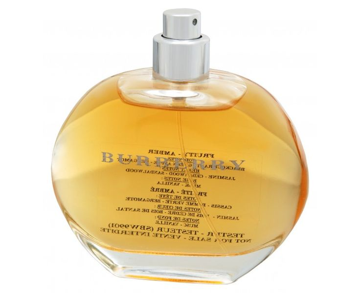 Burberry For Woman - EDP TESTER 100 ml