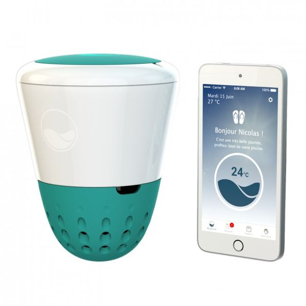 ONDILO ICO - chytrý monitor bazénu, WiFi + Bluetooth