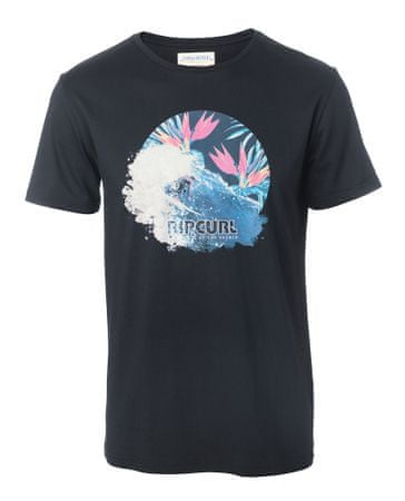 Rip Curl pánské tričko Mixed L černá