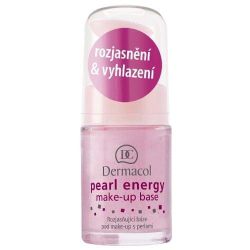 Dermacol Rozjasňující báze pod make-up s perlami (Pearl Energy Make-Up Base) 15 ml