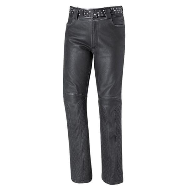 Held dámské kalhoty LESLEY vel.40 černá, kůže