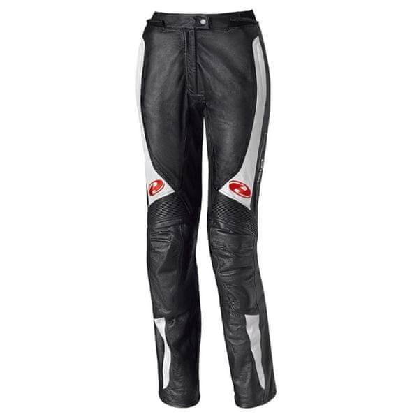 Held kalhoty dámské SARANA vel.42 černá/bílá, kůže