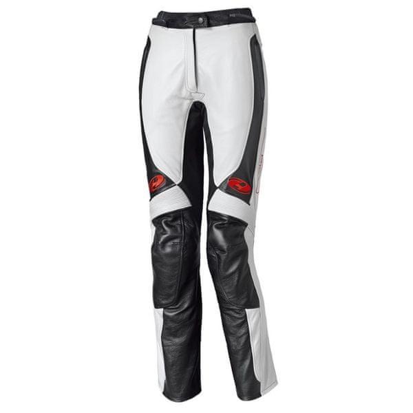 Held kalhoty dámské SARANA vel.44 bílá/černá, kůže