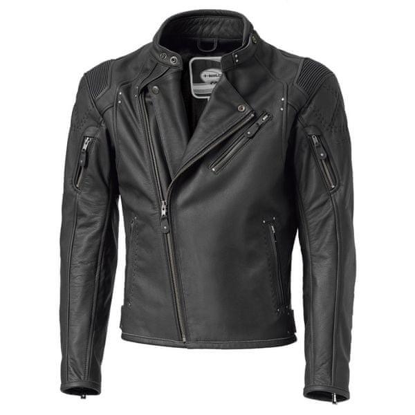 Held pánská bunda HARPER (křivák) vel.56 černá kůže (vintage)