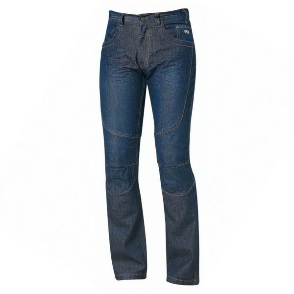Held pánské kalhoty FAME 2 vel.34 (délka 34), textilní - jeans, modré, kevlar