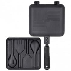 RIDGEMONKEY RidgeyMonkey Toaster XL V2 + Kulinářská Sada Černý