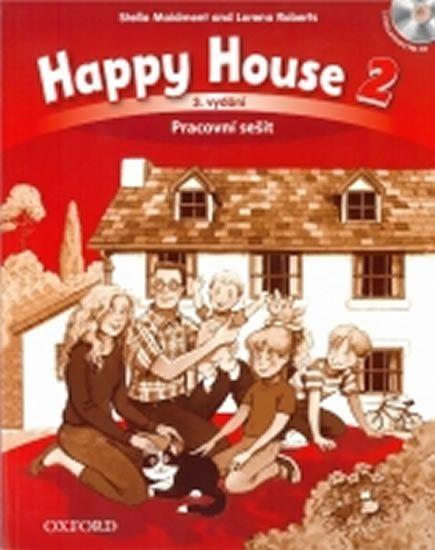 Maidment Stella: Happy House 3rd Edition 2 Pracovní sešit s poslechovým CD