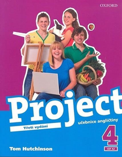 Hutchinson Tom: Project the Third Edition 4 Student´s Book CZ