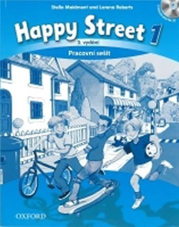 Maidment Stella: Happy Street 3rd Edition 1 Pracovní sešit s poslechovým CD