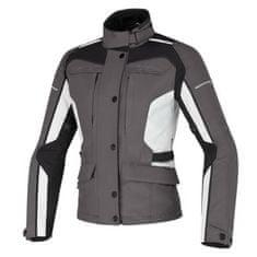 Dainese dámská motocyklová bunda  ZIMA LADY GORE-TEX šedá/šedá, textilní