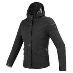Dainese dámská skútr bunda  ELYSEE D-DRY LADY černá, textilní