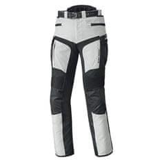Held letné enduro moto nohavice Matata 2 šedá/čierna (vodeodolná úprava), textilné