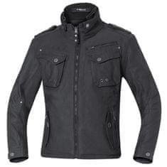 Held pánská motocyklová bunda  RUBEN černá, denim