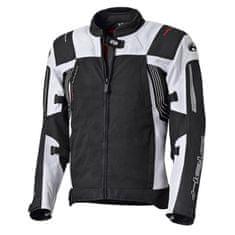 Held pánská moto bunda  ANTARIS černá/bílá (voděodolná)