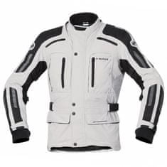 Held pánská tour bunda na motorku  UNCOVER Reissa šedá/černá