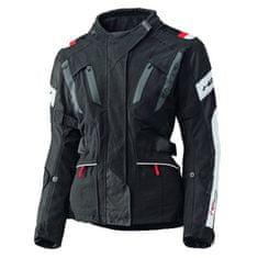 Held dámská moto bunda  4-TOURING Reissa černá/bílá