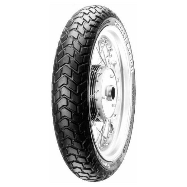Pirelli 120/70 ZR 17 M/C TL (58W) MT 60 RS přední