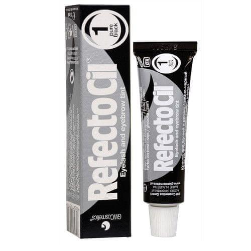 Refectocil Barva na řasy a obočí Refectocil 15 ml (Odstín 1 černá)