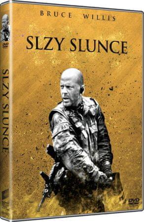 Slzy slunce    - DVD