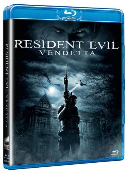 Resident Evil: Vendetta - Blu-ray