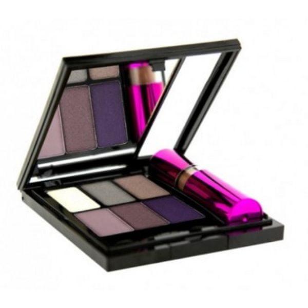 Makeup Revolution I♥MAKEUP Paletka s rtěnkou, Jsem silná