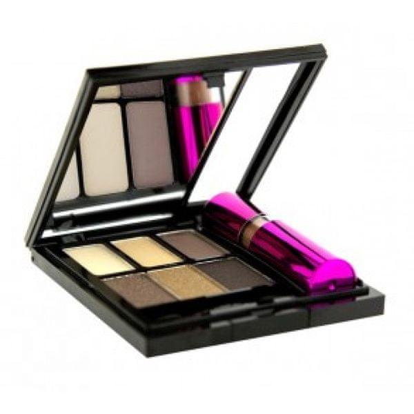 Makeup Revolution I♥MAKEUP Paletka s rtěnkou, Jsem obnažená