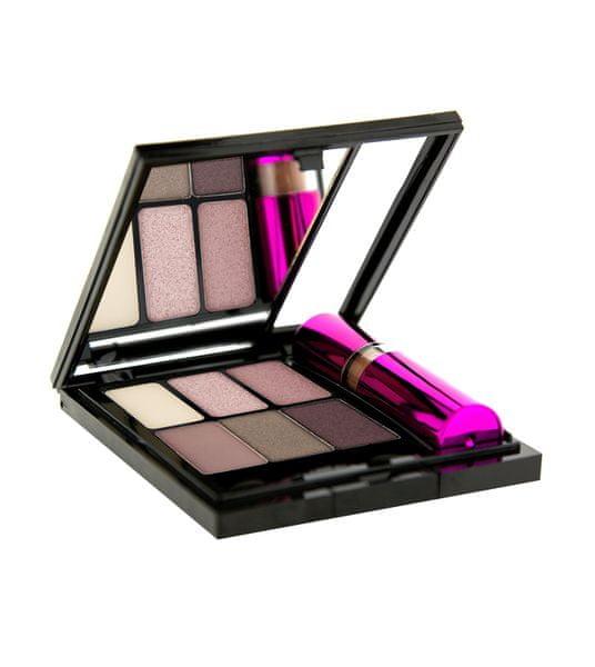 Makeup Revolution I♥MAKEUP Paletka s rtěnkou, Jsem ♥