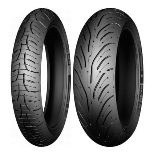 Michelin 190/50 R 17 PILOT ROAD 4 73W TL