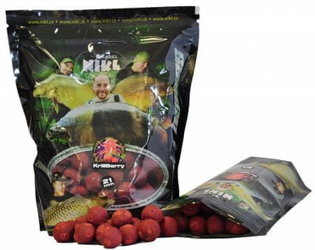 Nikl Hotové boilie KrillBerry READY 150 g, 11 mm