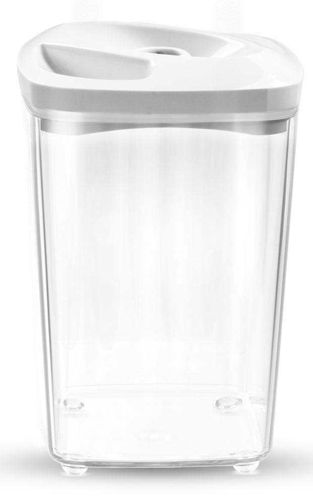 DAFI Dóza vakuová 1,3l bílá