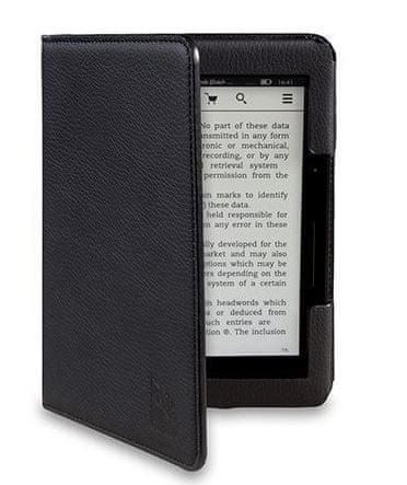 Gecko Covers ovitek Luxe za Kindle Voyage, črn