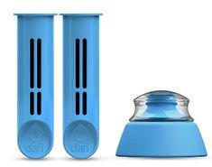 DAFI nadomestni filter 2 kosa + pokrovček za filtrirno steklenico
