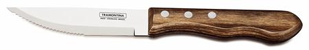 Tramontina Příbor steakový sada 12 ks tmavé dřevo Jumbo