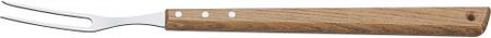 Tramontina Porcovací vidlička přírodní dřevo