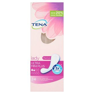 Tena Lady Ultra Mini plus Inkontinencia betét, 24 db