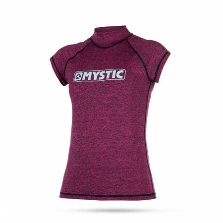 Mystic ženska kopalna majica Lycra Star SS – 375, roza, XS