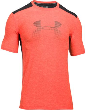Under Armour moška majica s kratkimi rokavi Raid Graphic, rdeča, M