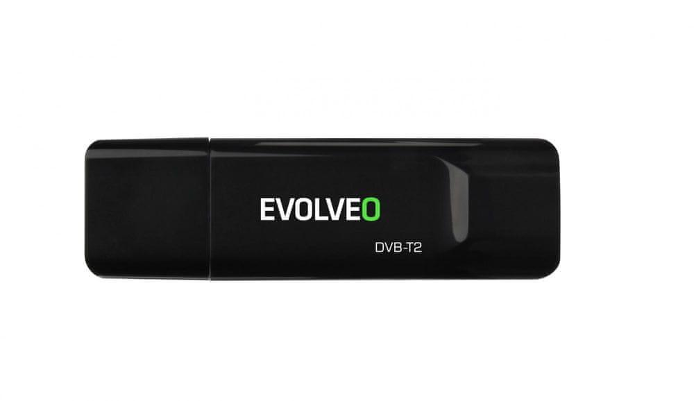 Evolveo Sigma T2, Full HD DVB-T2 H.265/HEVC USB tuner