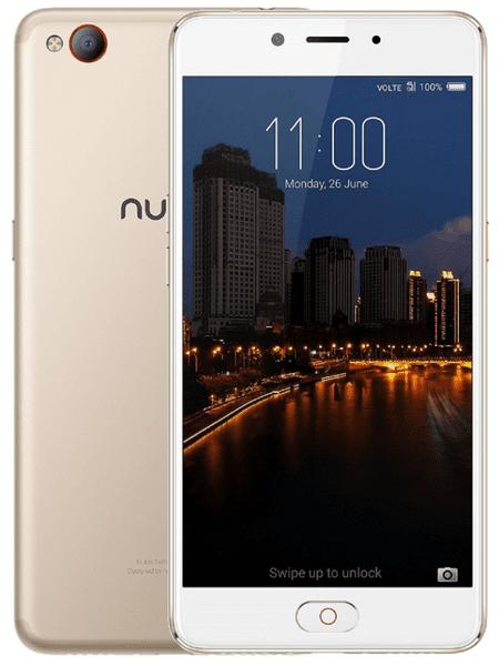 nubia N2, 4 GB / 64 GB, Dual SIM, zlatá