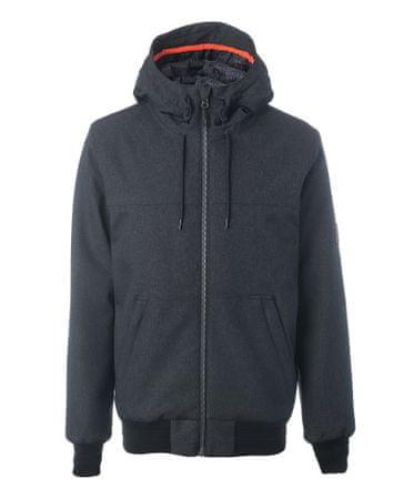 Rip Curl férfi kabát One Shot XL sötét szürke