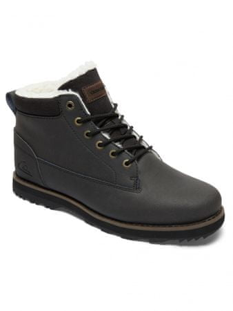 Quiksilver moški čevlji Mission Boot, črni, 43