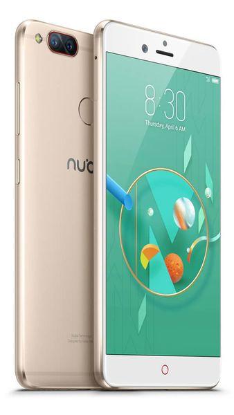 nubia Z17 mini, 4GB/64GB, Dual SIM, zlatá